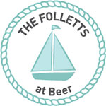 The Folletts at Beer