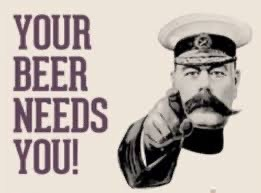 Beer needs you